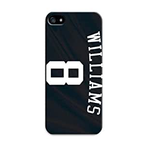 DIY Dazzlling NBA Brooklyn Nets Protective Hard Case for iPhone 6 (fit 4.7 inch)