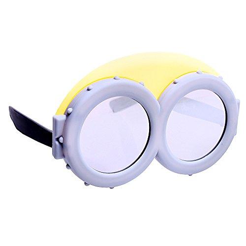 Costume Sunglasses Lil' Characters Minion Mirror Lens Sun-Staches