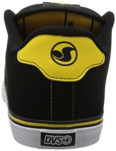 DVS Shoes , Baskets pour homme Noir Nero