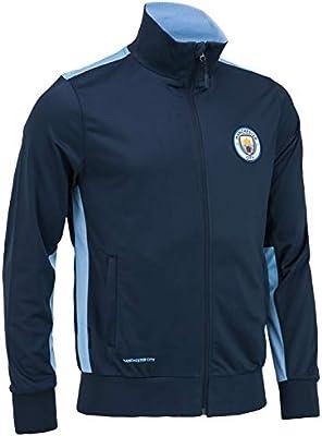 Manchester City Chaqueta Colección Oficial - Talla niño 6 años ...