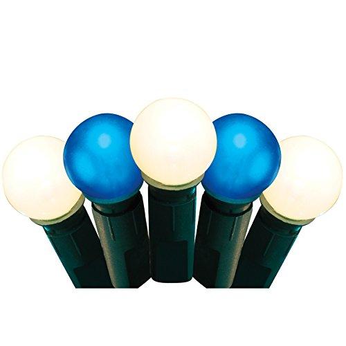 ge blue christmas lights - 3