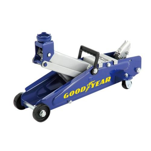 Good Year 2-1/4 Ton Hydraulic Trolley Jack (Car Trolley Jack)