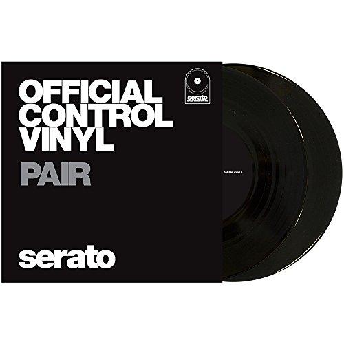 Fantastic Deal! Serato Official Control Vinyl 7 'Black' (Pair)