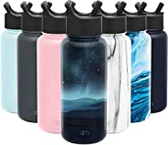 Simple Modern Reusable Wide Mouth Stainless Steel Flask Thermos
