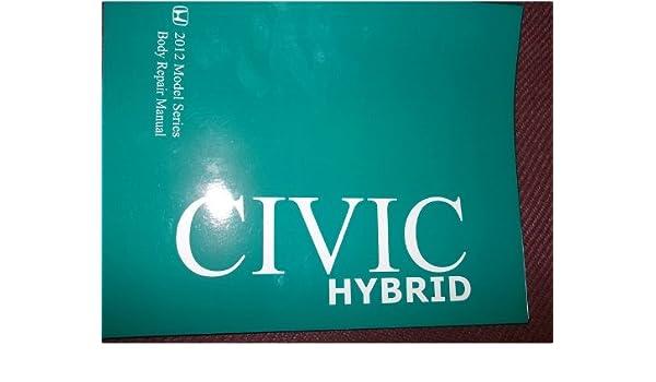 2012 civic repair manual