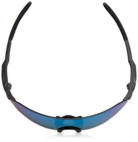 Argenté de Evzero Homme Stride Sapphireiridium 938602 Montures Steel Lunettes Oakley 38 60IwAq