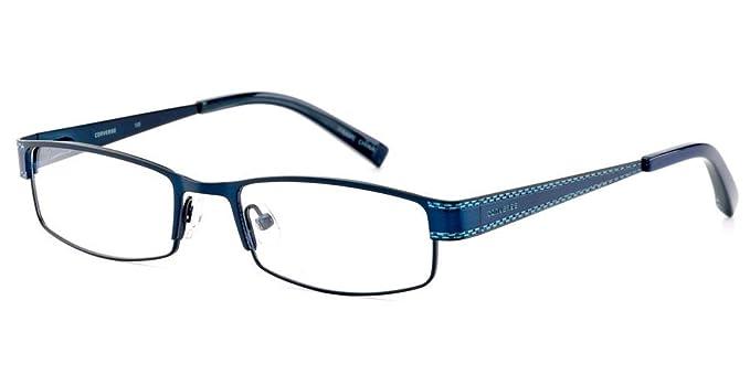 5082cf1f4c6271 CONVERSE Monture lunettes de vue RANDOM Bleu 52MM  Amazon.fr ...
