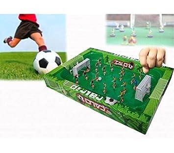 Juego fútbol portátil con muelles para facilitar el ...