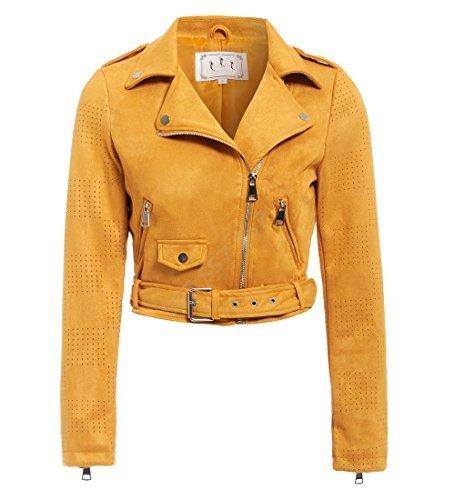 Risultati immagini per yellow mustard jacket