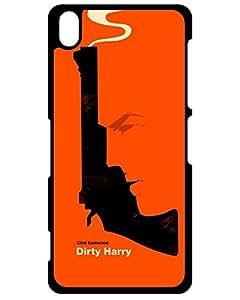 New Style 2831876ZG930390410Z3 Sony Xperia Z3 Case AOFFLY Dirty Harry PC Hard Case For Sony Xperia Z3 Dorothy J. Matthews's Shop