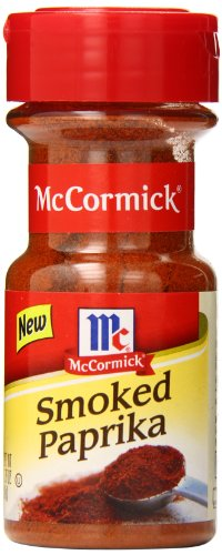 McCormick Smoked Paprika, 1.75 oz (Case of (Paprika Cream)