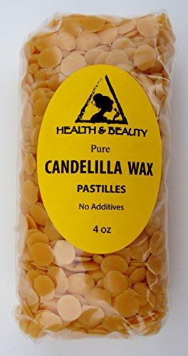 Candelilla cire flocons Vegan bio