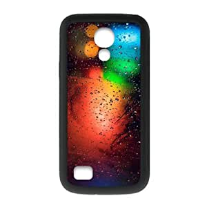 Custom Colored Lights Drops Cool Fashion Design Hot Custom Luxury Cover Case For Samsung Galaxy S4 Mini