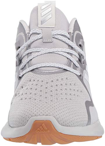 adidas Women's Edgebounce, Silver Metallic/Grey, 5.5 M US by adidas (Image #4)