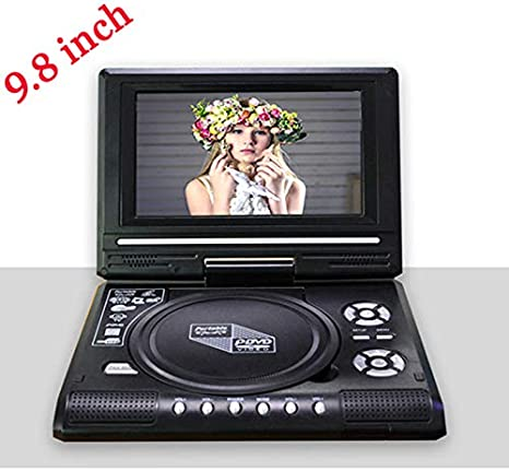 Mini portátil de DVD 9.8 Coches Reproductor de DVD portátil de ...