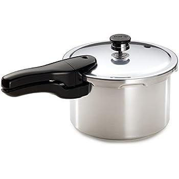 Presto 01241 4-Quart Aluminum Pressure Cooker
