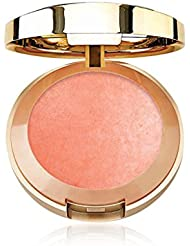 Milani Baked Blush - Luminoso (0.12 Ounce) Vegan, Cruelty-Free Powder Blush - Shape, Contour & Highlight Face for a Shimmery or Matte Finish