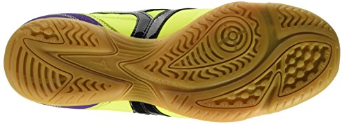 Club In Mizuno purple safetyyellow Amricain noir De Sala Jaune Homme Chaussures Football q55SwO6Z