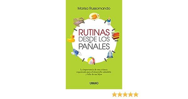 Amazon.com: Rutinas desde los pañales (Spanish Edition) eBook: Marisa Russomando: Kindle Store