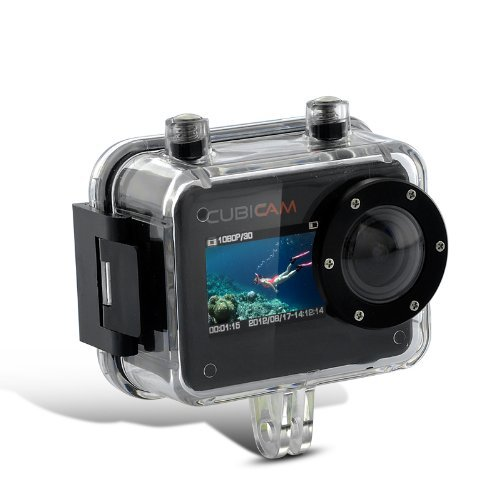 Full HD 1080P12MP Waterproof Action Sport Camera/C...