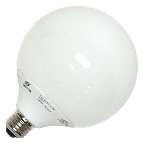LongStar 00196 - FE-G40-23W/27K Globe Screw Base Compact Fluorescent Light Bulb