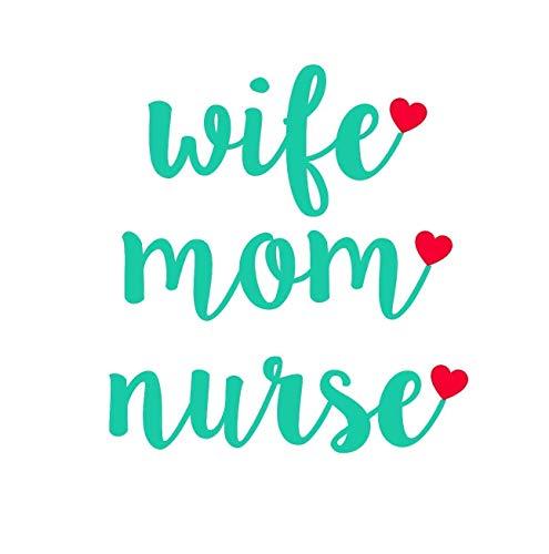 nurse decal - 4