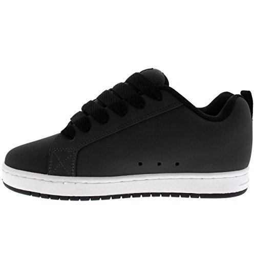 DC Shoes Court Graffik SE - Zapatillas para hombre Grey/White
