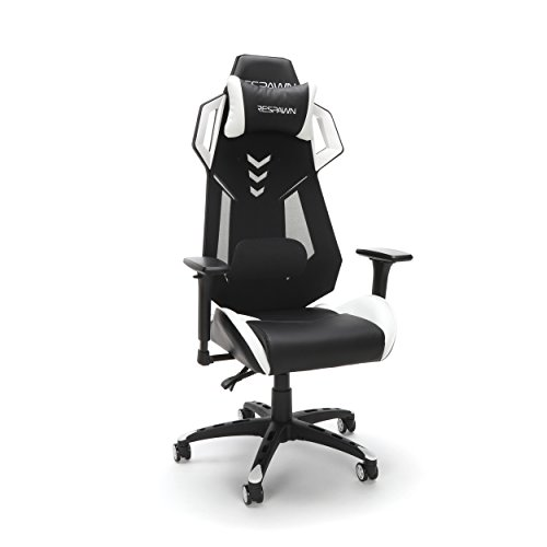 RESPAWN RSP-200-WHT Gaming Chair, White