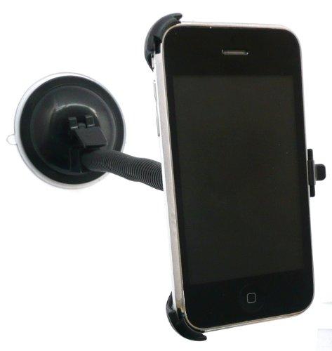 Emartbuy Dedicated Car Kit Für Apple Iphone 3G / 3Gs - Inklusive Made To Saughalter, Kompatibel Kfz-Ladegerät Und Displayschutz Messen