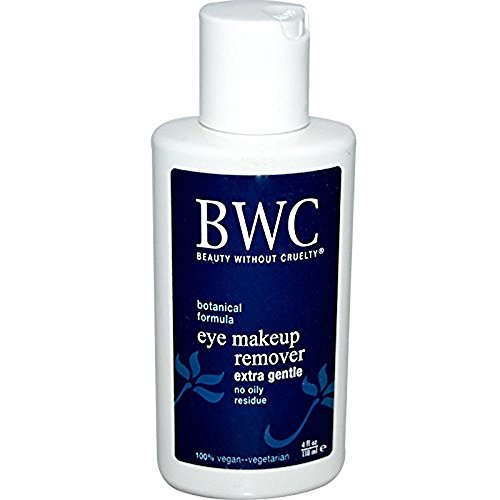 Beauty Without Cruelty, Eye Make-Up Remover, Extra Gentle, 4 fl oz - 2pc