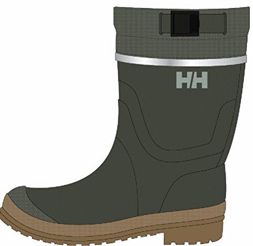Helly Hansen 11410, Damen Stiefel & Stiefeletten  35/36 EU grün (grün 451)