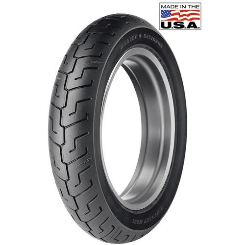 Dunlop Harley-Davidson K591 Tire - Rear - 160/70B17 302396