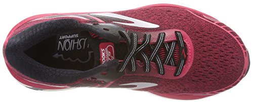 Pink Schwarz Brooks Laufschuhe 1b619 GTS Womens Pink Blue Adrenaline 18 Weiß UUY8q