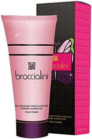 Braccialini Purple Pour Femme, Descrizione Gel Doccia