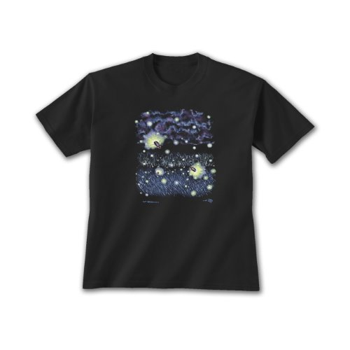 Firefly ~ Small Youth T-shirt Black, Outdoor, Novelty Gift -