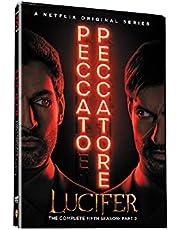 Lucifer, The Complete Season 5 DVD