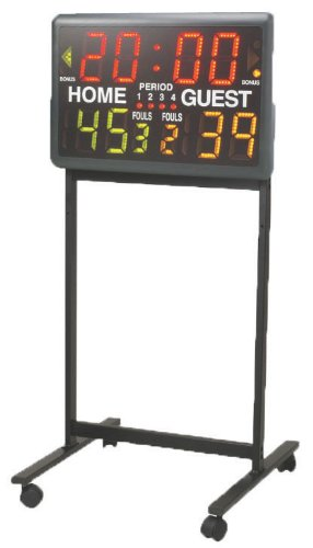 Cheap Trigon Sports Portable Stand for Multi-Sport Timer