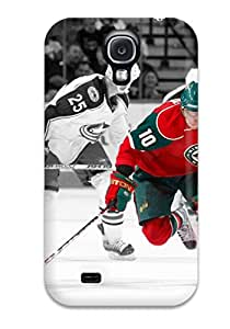 Hot minnesota wild hockey nhl (19) NHL Sports & Colleges fashionable Samsung Galaxy S4 cases