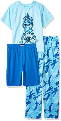 Fortnite Boys 3-Piece Pajama Set