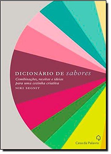 Dicionário De Sabores (Em Portuguese do Brasil)