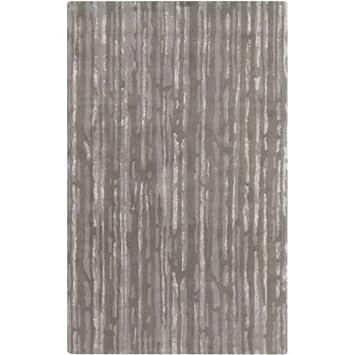 Surya CAN2075-3353 Modern Classics Area Rug 33 x 53 Black