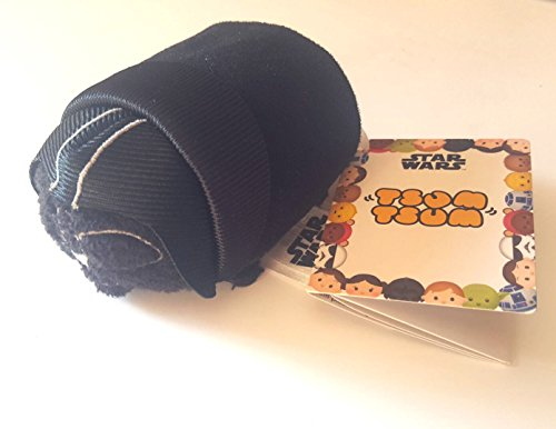 New Disney Store Mini 3.5 Tsum Tsum Darth Vader (Star Wars - Hml Store