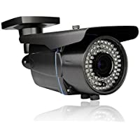Amview 1.3MP Sony CMOS CCD 1300TVL Vari-focal Surveillance Outdoor Bullet Cctv Security Camera