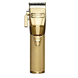 BaBylissPRO Barberology GOLDFX Clipper, FX870G - 41p0yucUWxL - BaBylissPRO Barberology Clipper, Gold