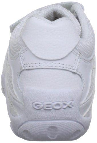 Geox Jr Blancwhitec1000 Mode CrushBaskets Garçon bf6gY7y