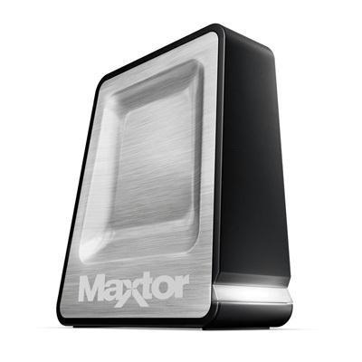 Maxtor OneTouch 4 Plus 750 GB USB 2.0/FireWire 400 Desktop E
