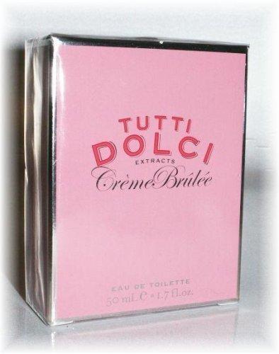 Bath & Body Works Tutti Dolci Creme Brulee Eau De Toilette 1.7 Fl.Oz.