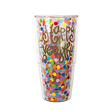 24 Oz. Tervis Tumbler Happy Everything Toss