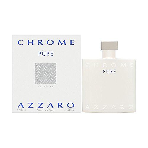 (Chrome Pure by Loris Azzaro for Men 1.7 oz Eau de Toilette)