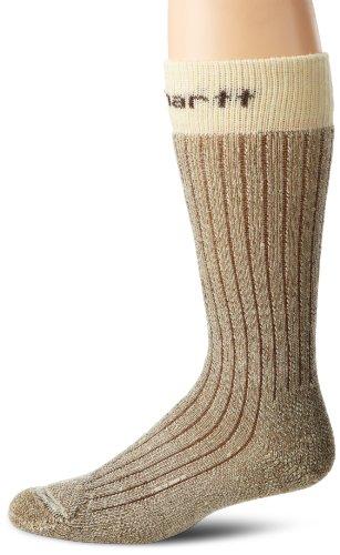 Carhartt Steel Toe Arctic Socks Brown